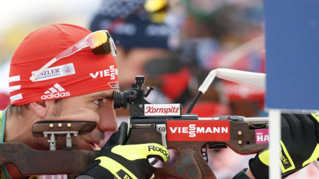 Biathlon Weltcup Pokljuka