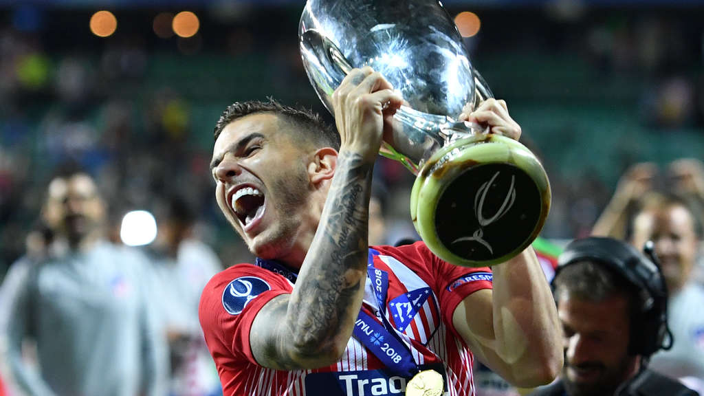 Lucas Hernández, FC Bayern, Atletico Madrid