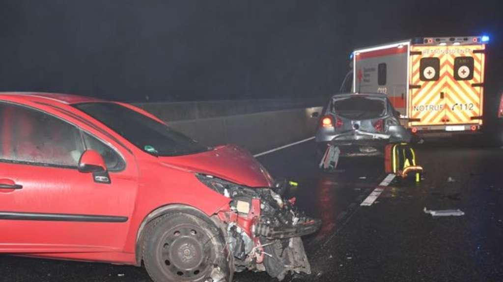 Unfall Bensheim