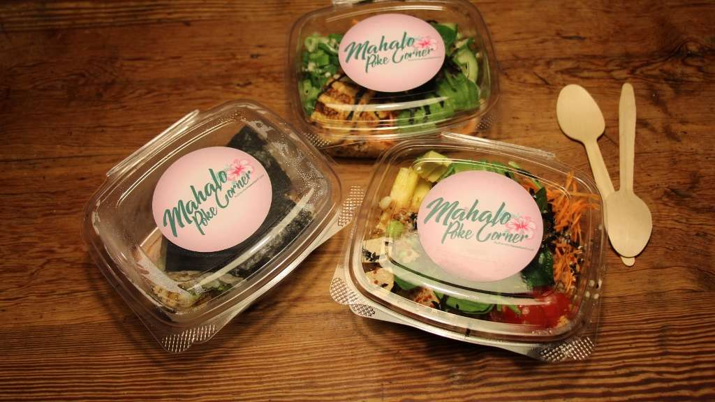 mannheim mahalo poke corner neues hawaiianisch veganes restaurant bietet poke bowls im. Black Bedroom Furniture Sets. Home Design Ideas