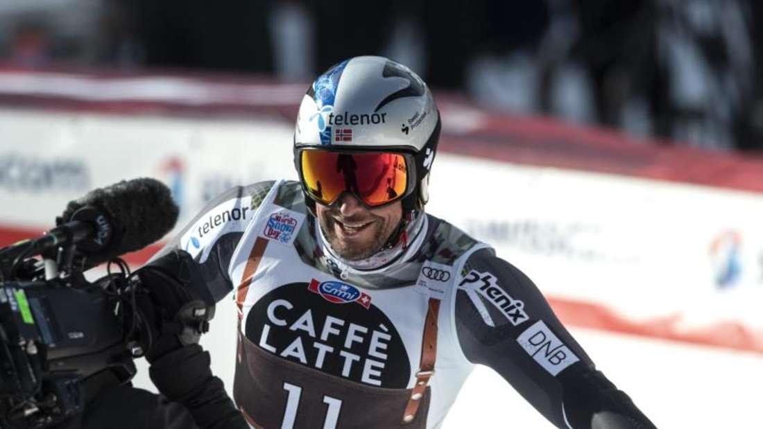 Will nach der WM in Are vom Skisport zurücktreten: Der Norweger Aksel Lund Svindal. Foto: Peter Schneider
