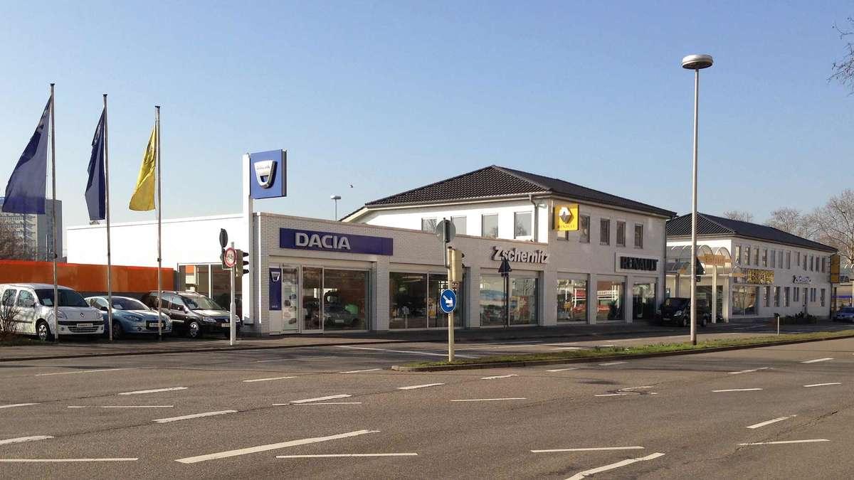Autohaus Zschernitz Gmbh In Mannheim - Opel / Renault / Dacia