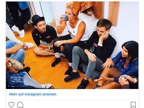 "Nach Aus bei ""Get The F*ck Out Of My House"": Paolo aus Mannheim mit emotionalen Instagram-Post"