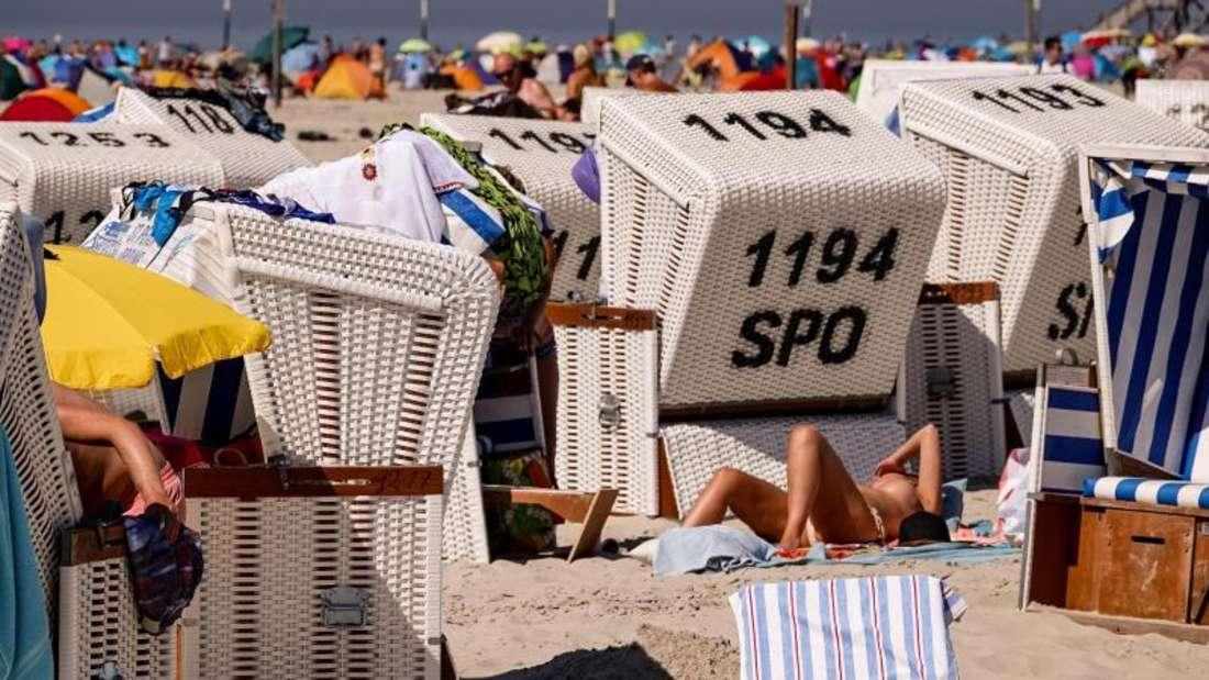 Im vergangenen Jahr stieg die Zahl der Übernachtungen von Gästen aus dem In- und Ausland in Deutschland nach Zahlen des Statistisches Bundesamtes um 4 Prozent auf den Bestwert von 477,6 Millionen. Foto: Axel Heimken