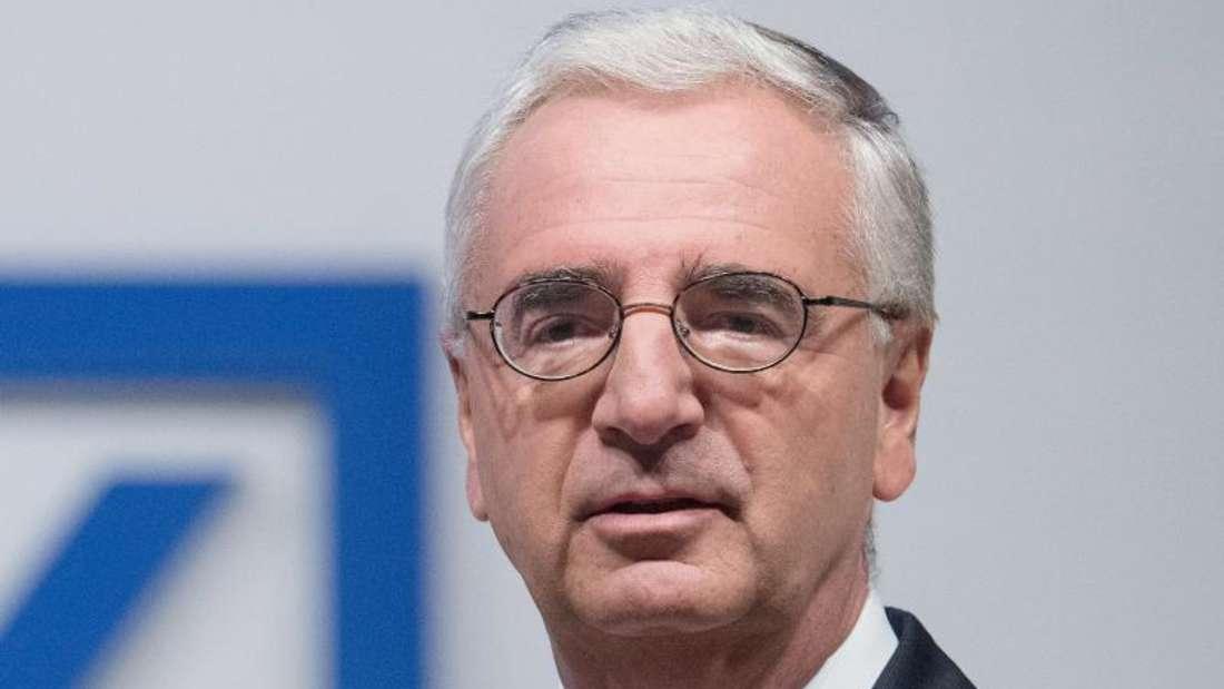 Deutsche-Bank-Chefaufseher Paul Achleitner war im vergangenen Jahr erneut Spitzenverdiener unter den Aufsichtsratschefs. Foto: Boris Roessler