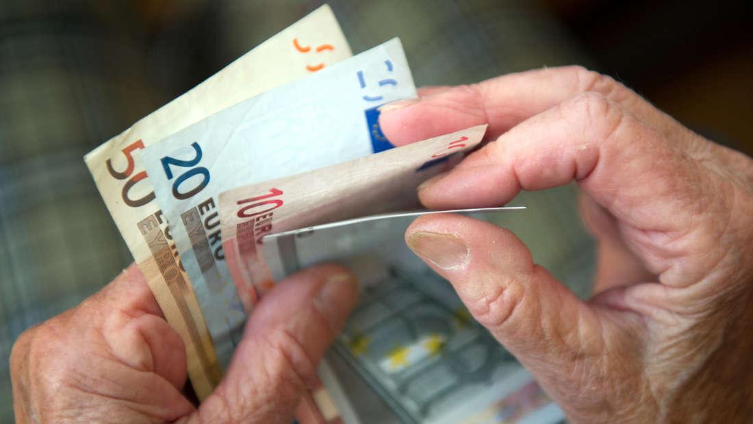 Die Rentenbeträge steigen ab 1. Juli spürbar an.