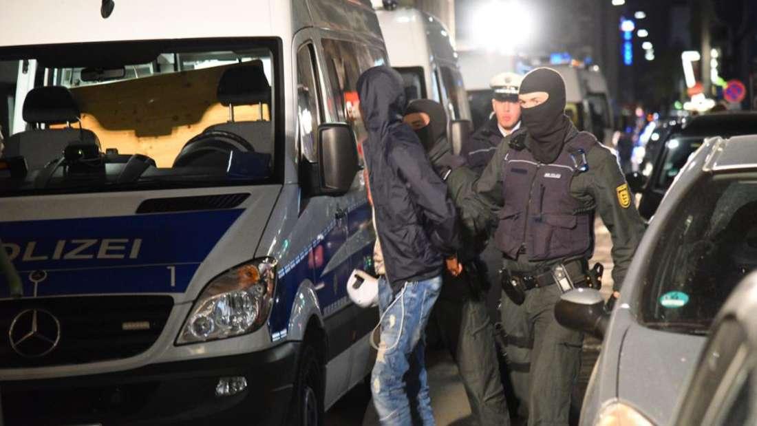 Drogenrazzia in Mannheim und Lampertheim: Drei Festnahmen. (Symbolfoto)