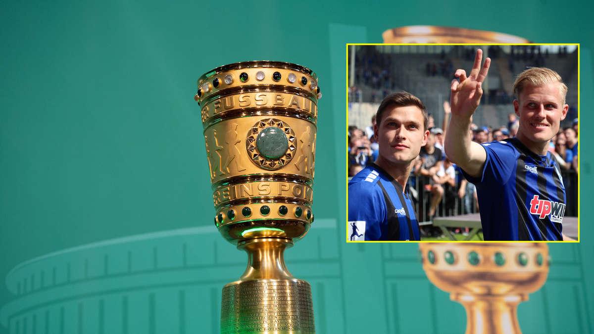 Dfb Pokal Auslosung 3. Runde