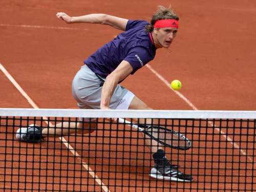 Alexander Zverev startet in die French Open