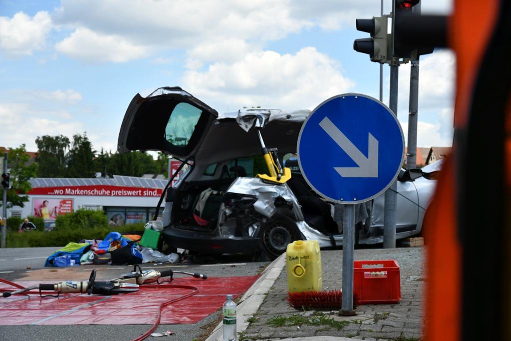 Unfall Erbach