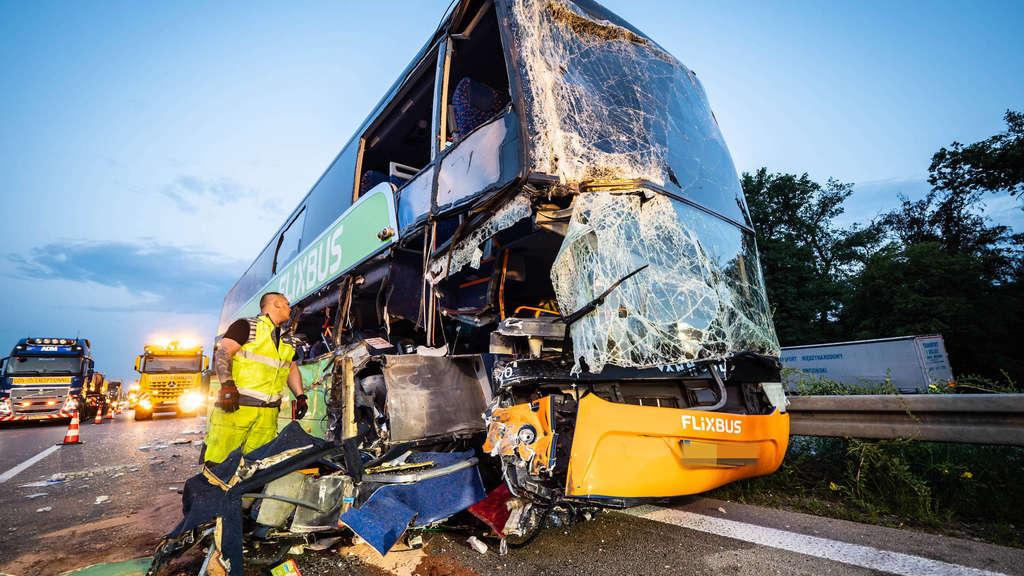 Busunfall Karlsruhe