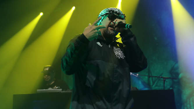 """Tequila Sunrise"" in Mannheim: Cypress Hill beim Zeltfestival"