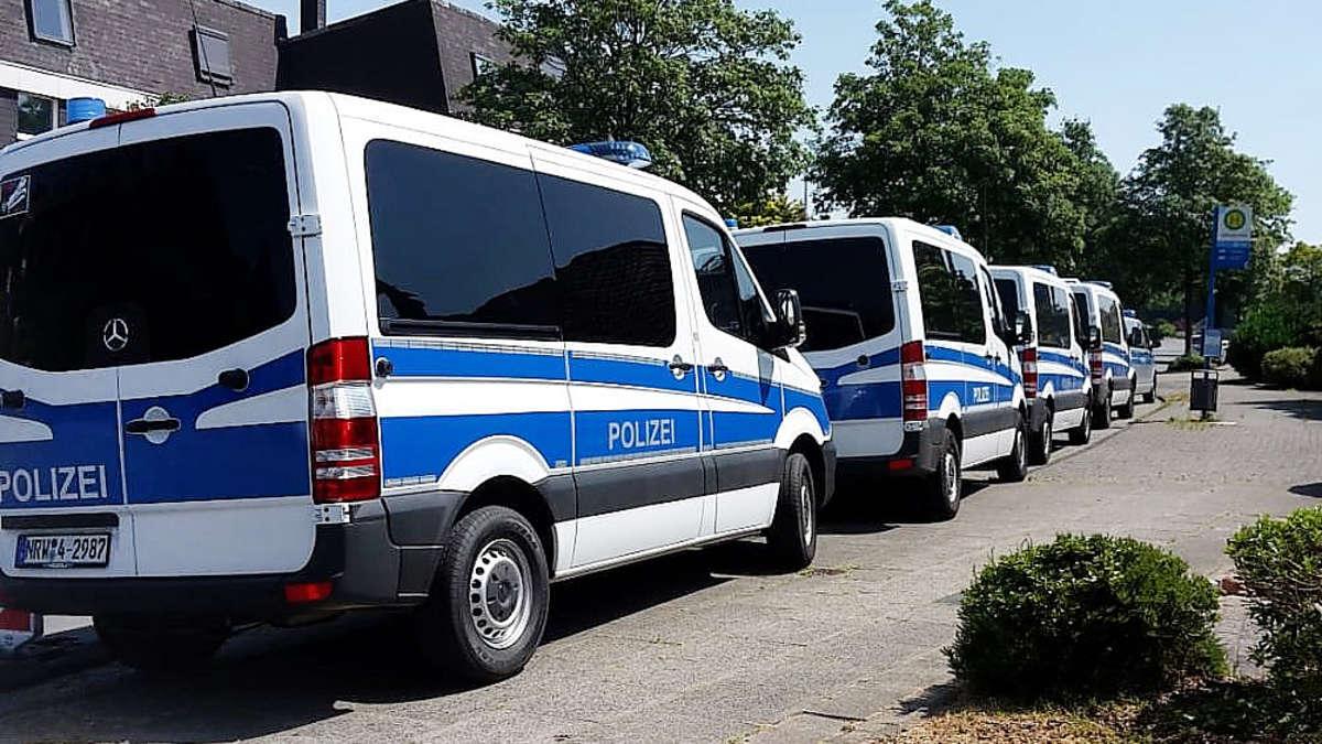 Wuppertaler Nachrichten Polizei