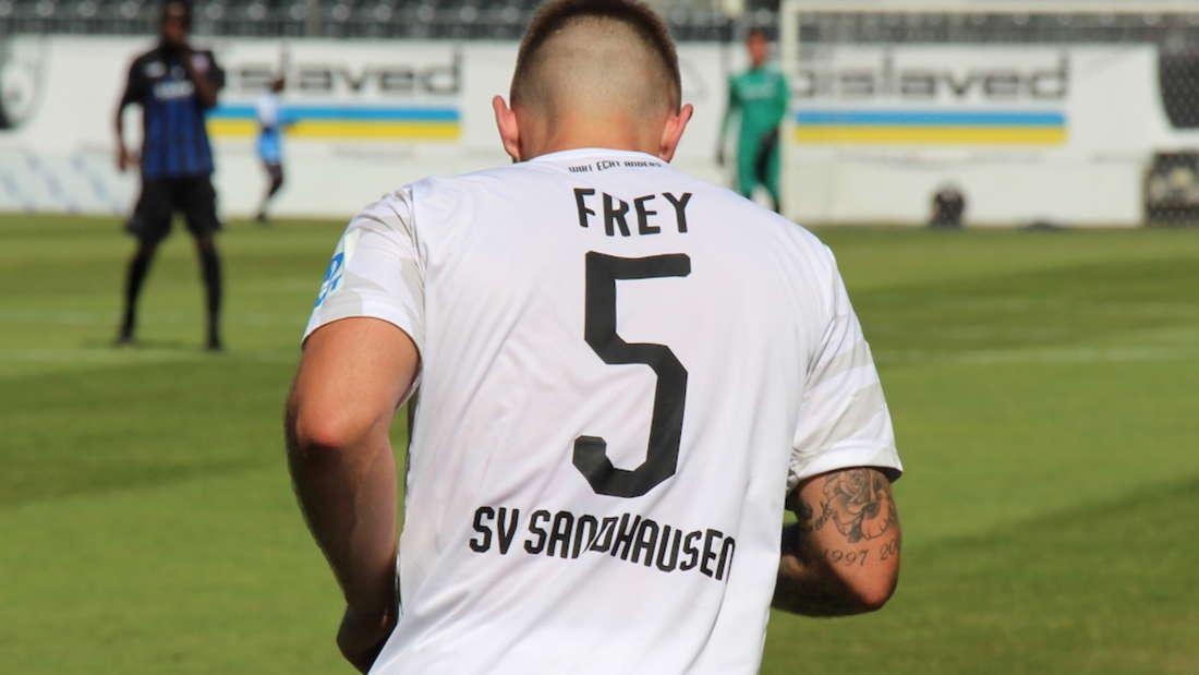 SV Sandhausen gewinnt Testspiel gegen FSV Frankfurt.