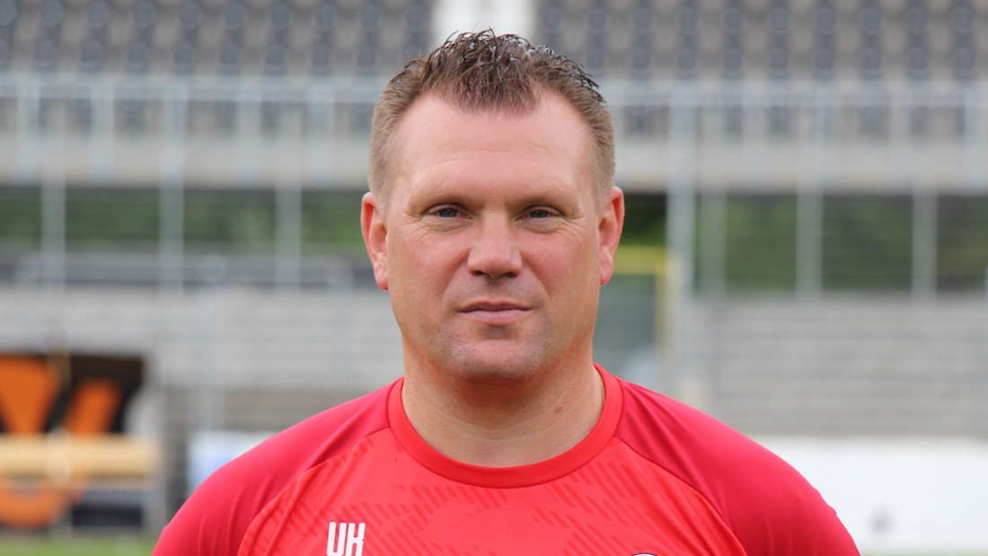 SVS-Trainer Uwe Koschinat