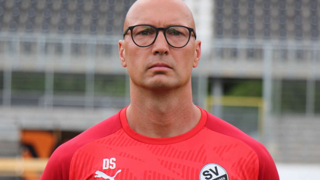 Fitness-Trainer Dirk Stelly