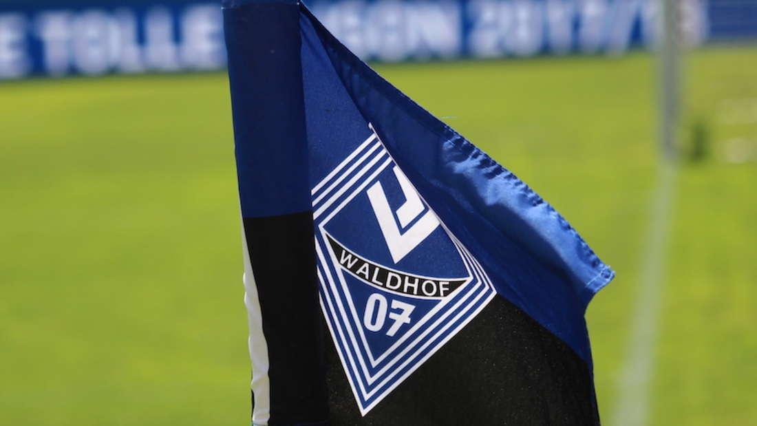 Der SV Waldhof unterstützt das Bündnis'Sports for Future'.