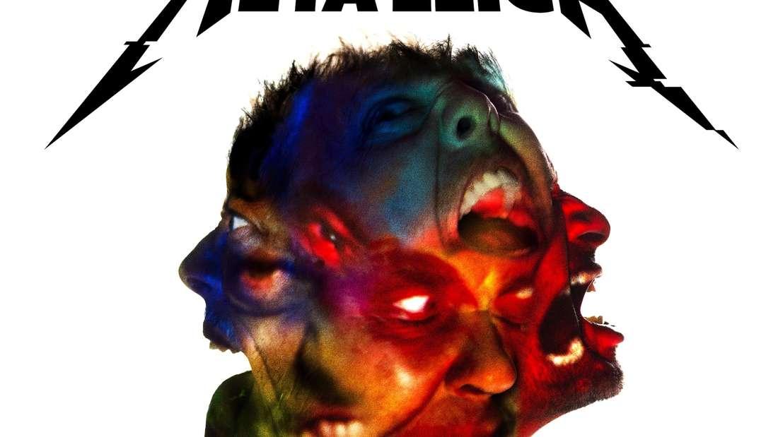 "Metallica - ""Hardwired...To Self-Destruct"" Albumcover"