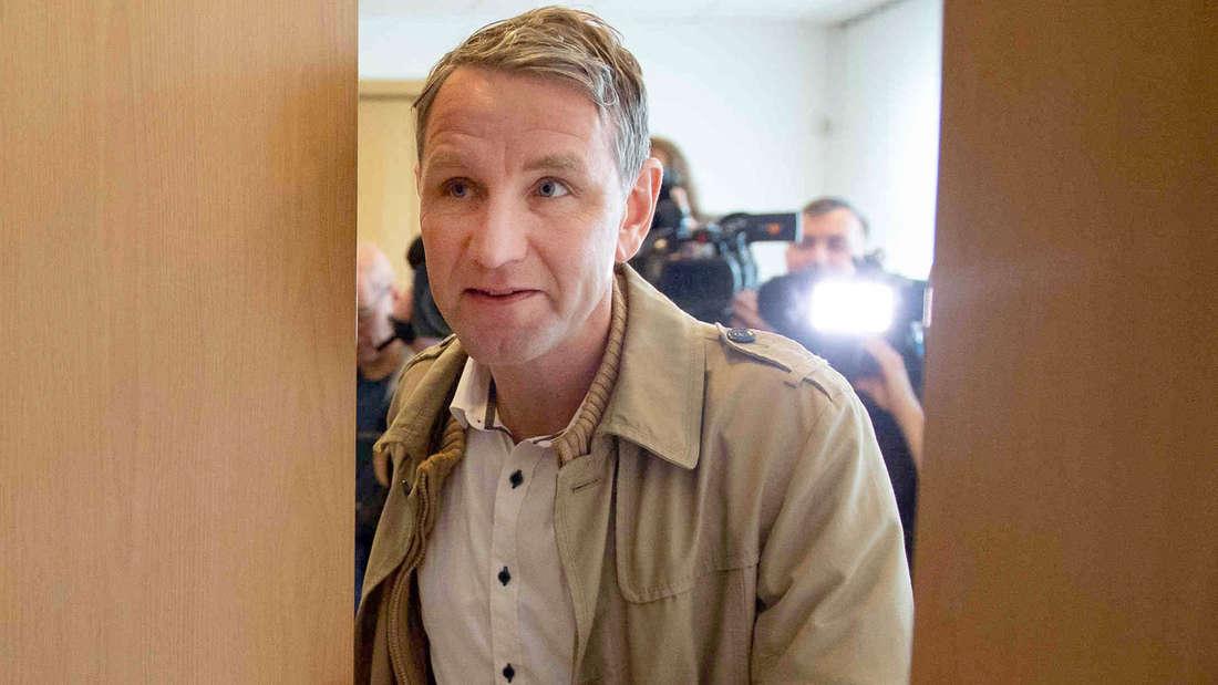 Heißt der AfD-Chef von Thüringen eigentlich Björn Höcke oder Bernd Höcke?