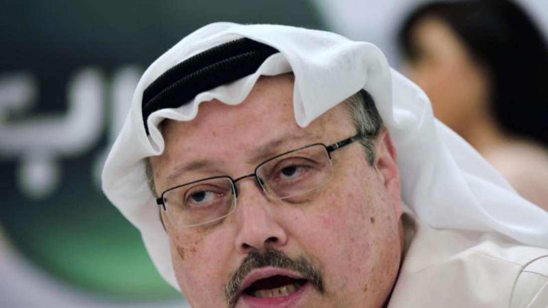 Der getötete saudische Journalist Jamal Khashoggi galt als sachlicher Kritiker, nicht als radikaler Gegner des saudischen Königshauses. Foto: Hasan Jamali/AP