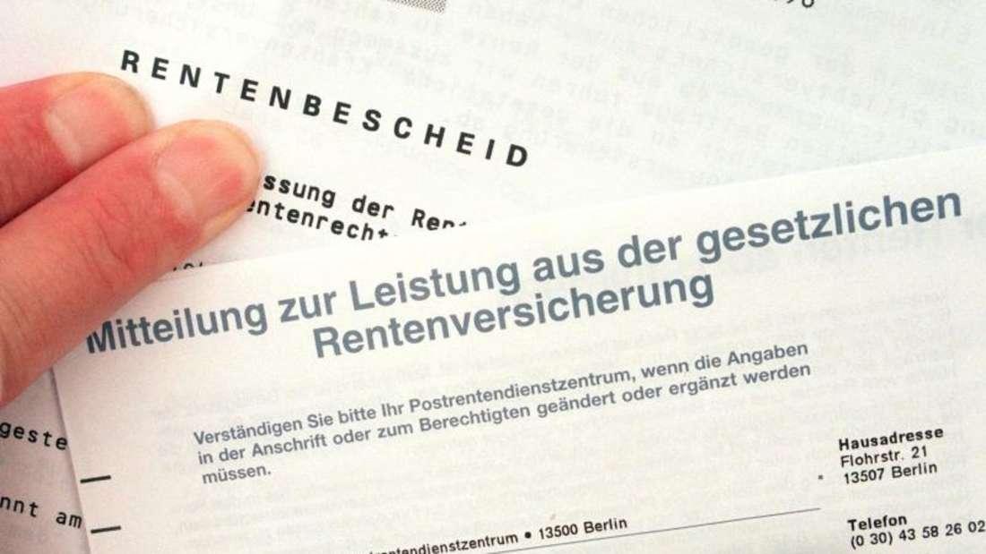 Der von Union und SPD angestrebte Kompromiss bei der Grundrente sieht nach Angaben aus der CDU jährliche Kosten ab 2021 in Höhe von 2,8 Milliarden Euro vor. Foto: Jens Kalaene