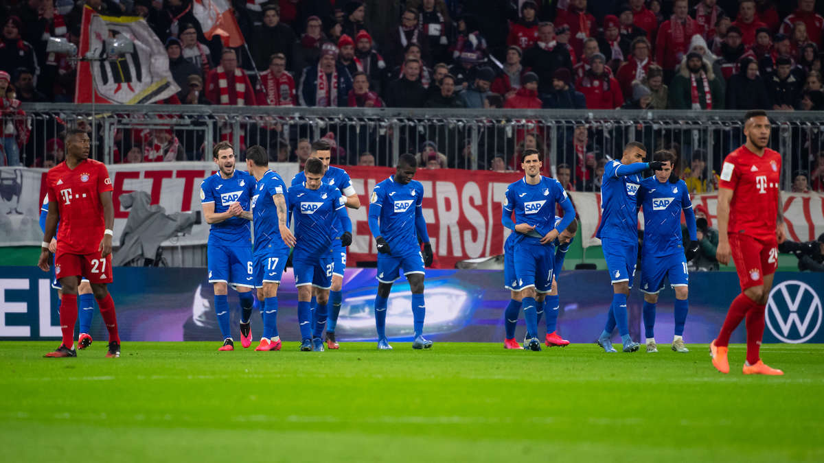 Fc Bayern Hoffenheim