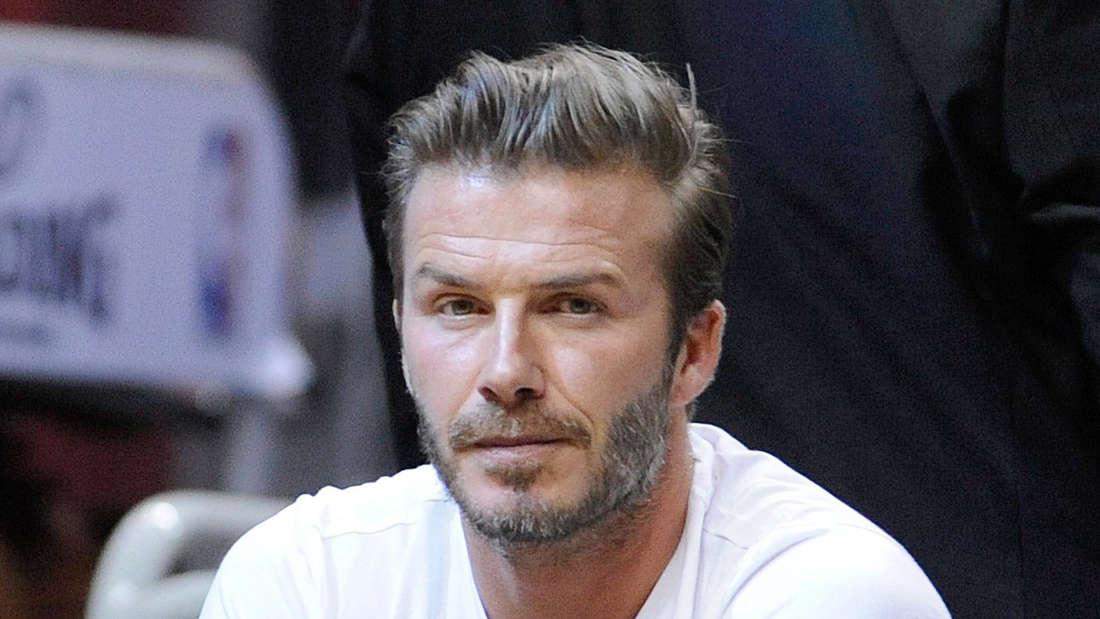 David Beckham will an die Spitze der MLS.