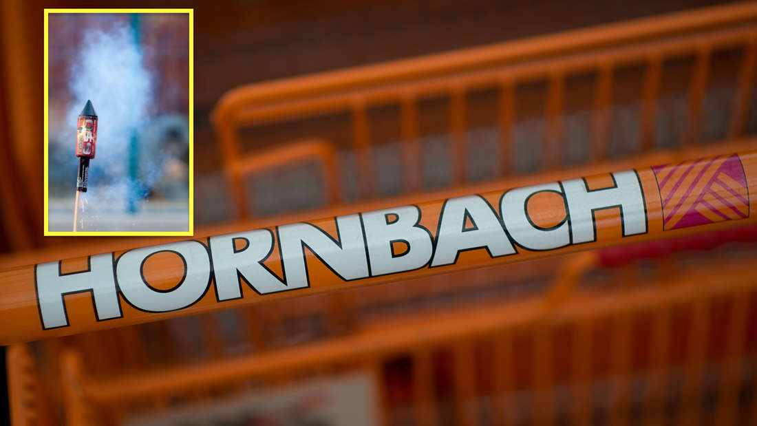Hornbach verkauft 2020 keine Feuerwerke mehr.