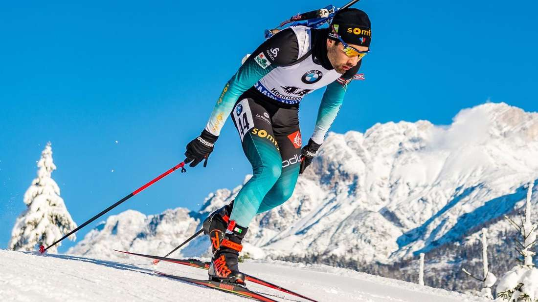 Biathlon: Für Lokalmatador Martin Fourcade ist der Heim-Weltcup in Annecy eine besondere Angelegenheit.