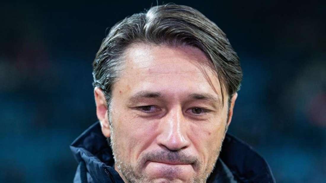 Trainer Niko Kovac wurde vom FC Bayern München entlassen. Foto: Guido Kirchner/dpa