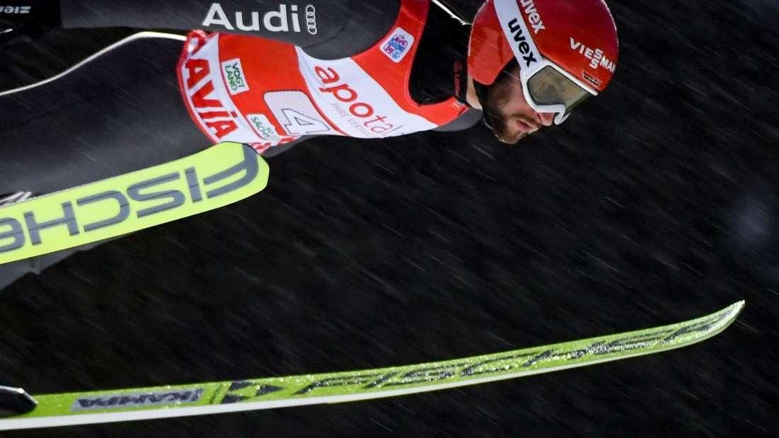 Skispringen: Markus Eisenbichler war im Vorjahr der beste deutsche Athlet bei der Vierschanzentournee.