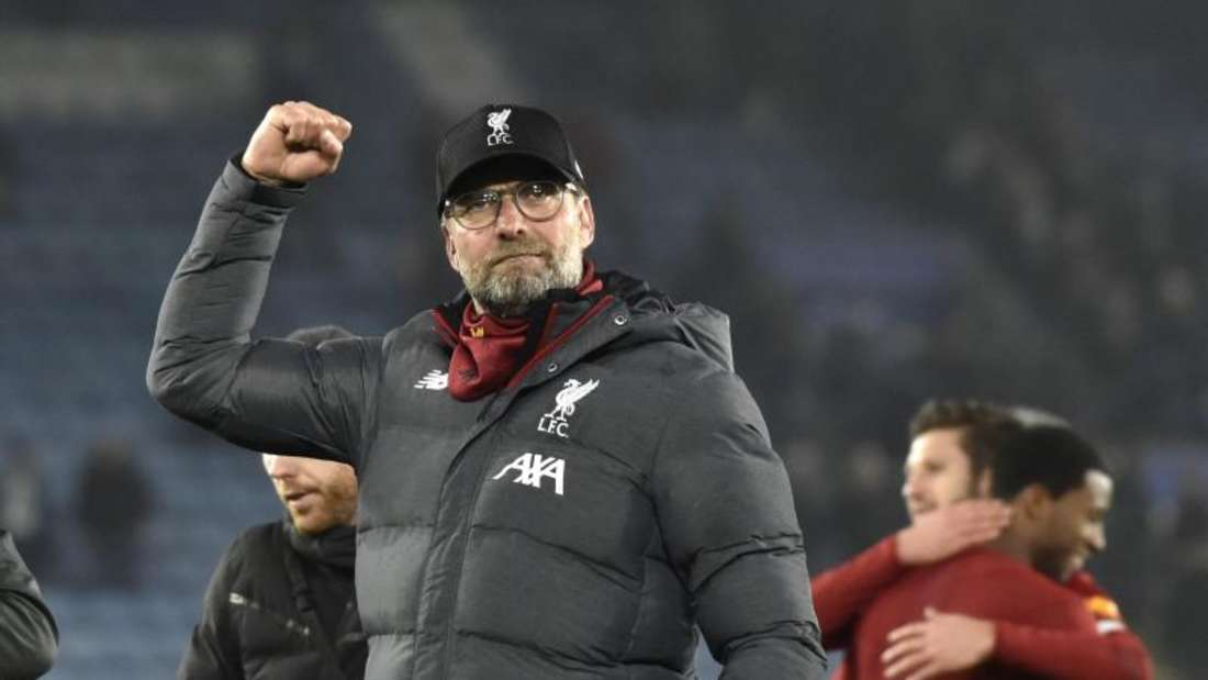 Gibt den Mahner: Liverpool-Coach Jürgen Klopp. Foto: Rui Vieira/AP/dpa