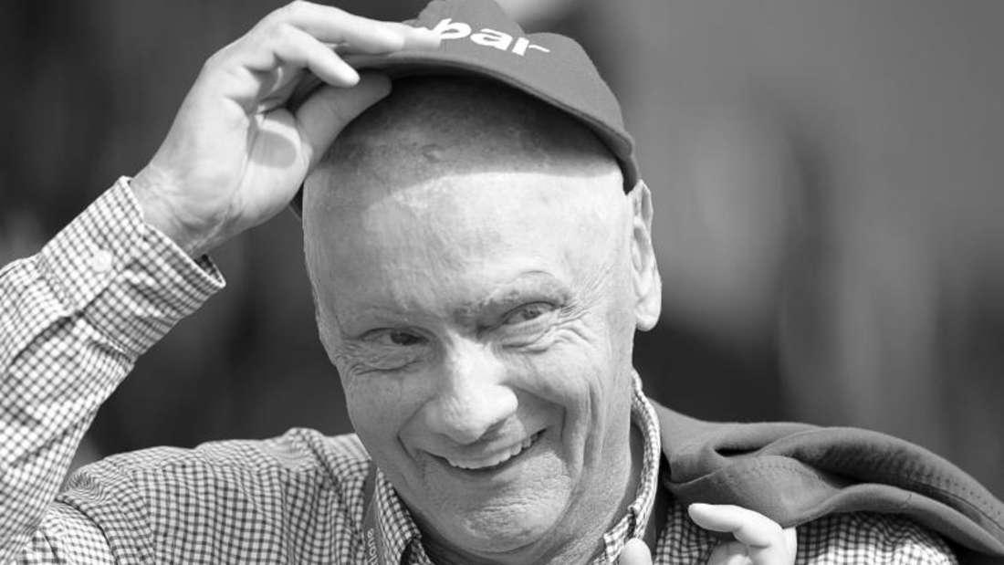 Am 21. Mai starb der dreimalige Formel-1-Weltmeister Niki Lauda im Alter von 70 Jahren. Foto: David-Wolfgang Ebener/dpa