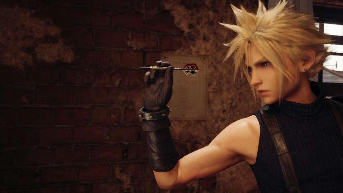 """Schon 23 Jahre hat """"Final Fantasy VII"""" auf dem Buckel. Zeit für ein Remake dachte sich Entwickler Square Enix. Fans des RPGs können in verbesserter Grafik nochmal die packende Story von """"Final Fantasy VII"""" erleben."""