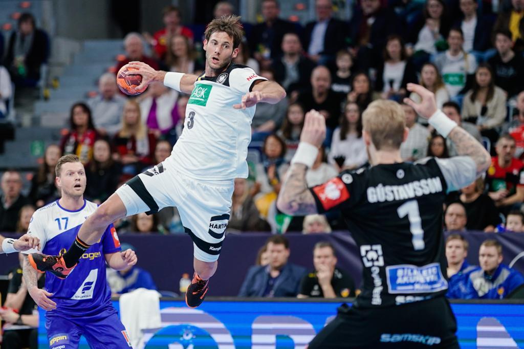 Handball-Länderspiel in Mannheim: Fotos von Deutschland ...