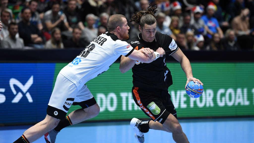 Handball Deutschland Niederlande