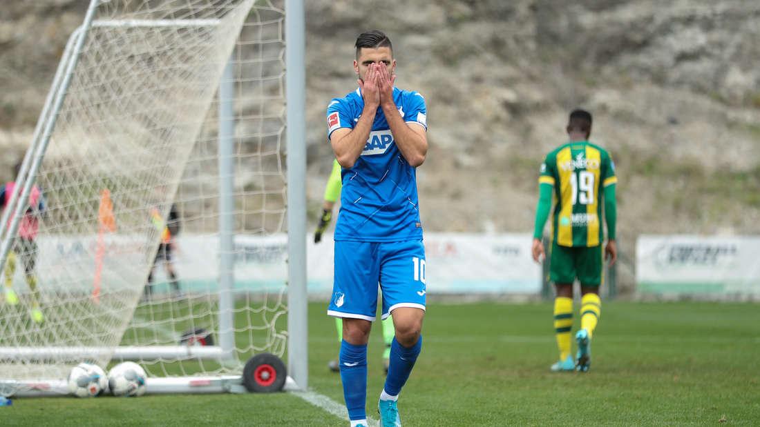 Hoffenheim-Neuzugang Dabbur feiert am Donnerstag sein Debüt.