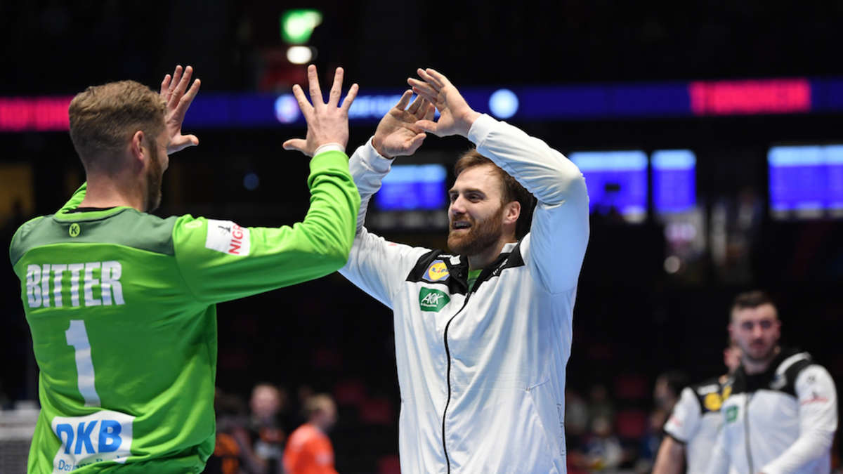 Deutschland Niederlande Handball