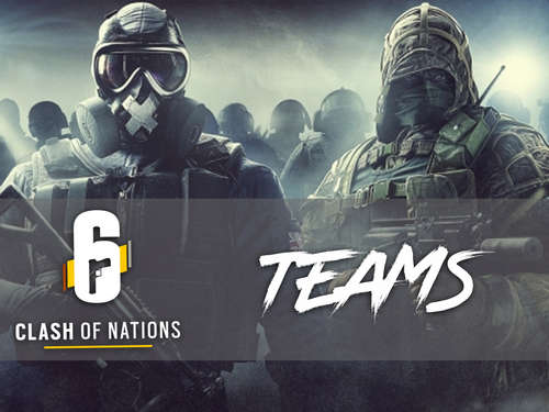 Rainbow Six Siege Clash of Nations: Alle Infos zu den Teams im Finale
