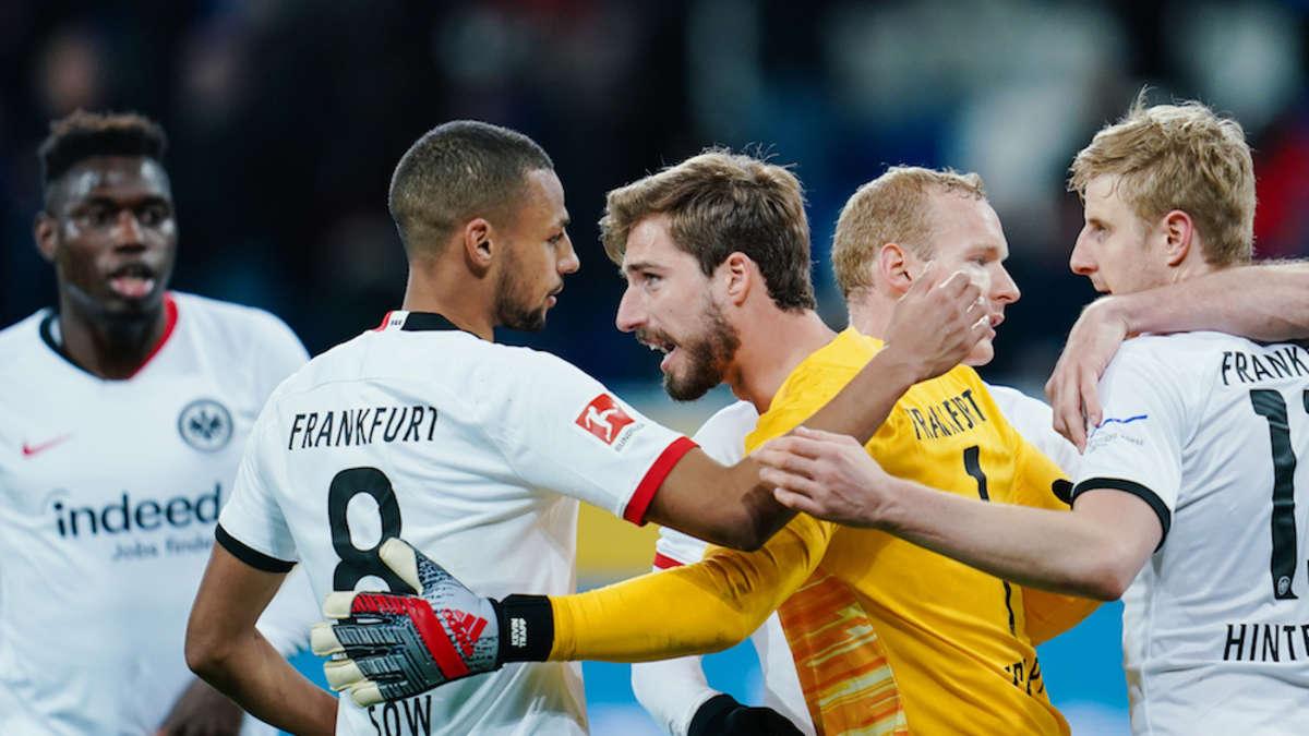 Hoffenheim Gegen Eintracht Frankfurt