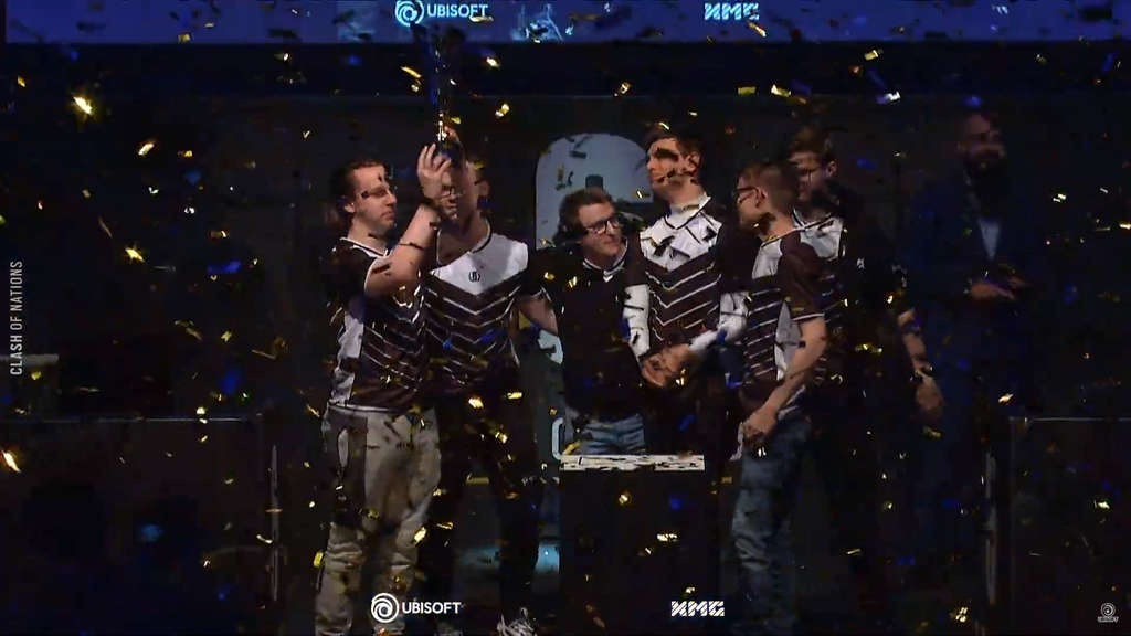 Orgless gewinnt den Rainbow Six Siege Clash of Nations.