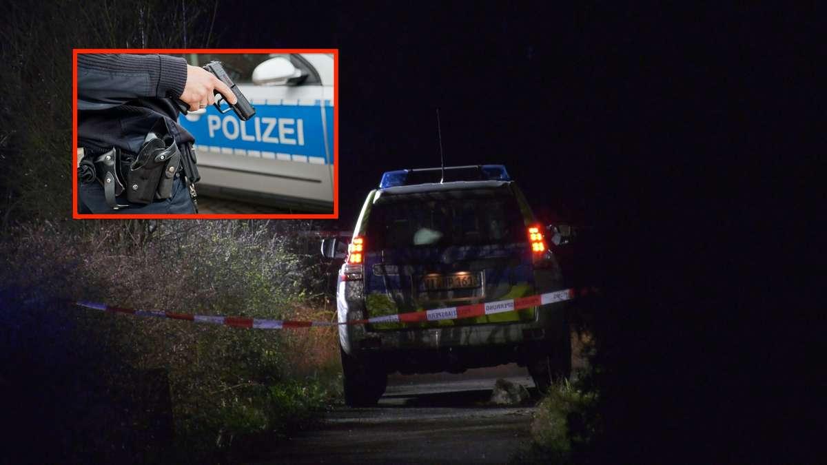 Polizeieinsatz Viernheim