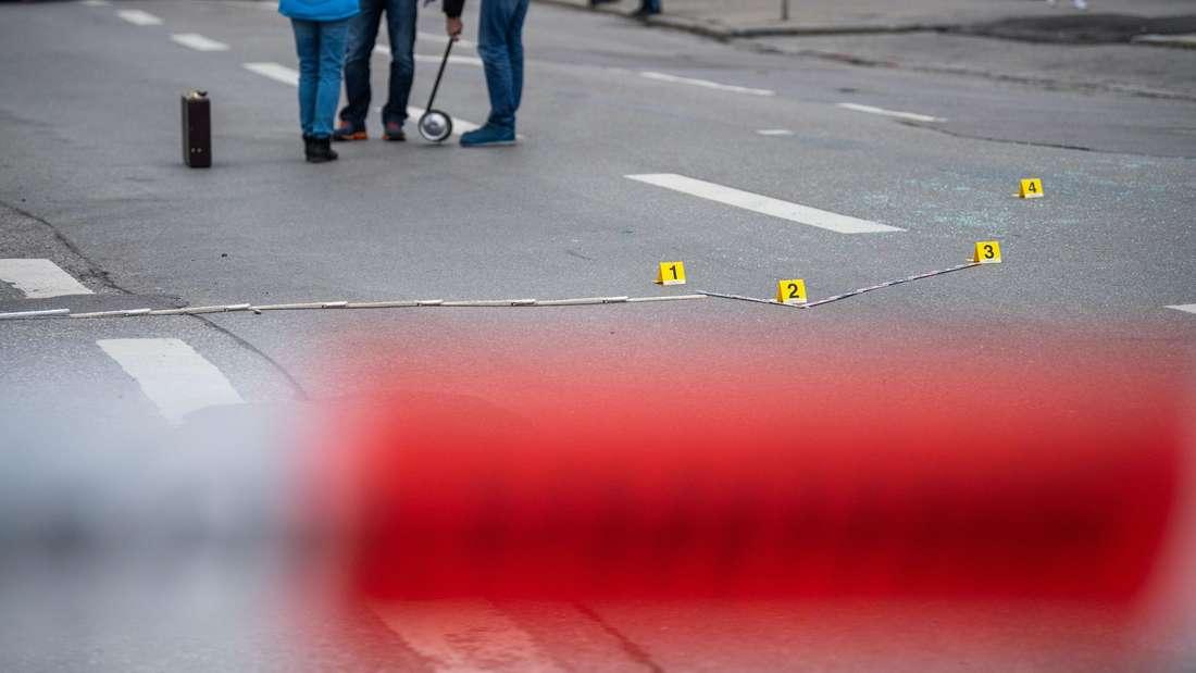 Toter und Schwerverletzter nach Bluttat in Supermarkt (Symbolfoto)