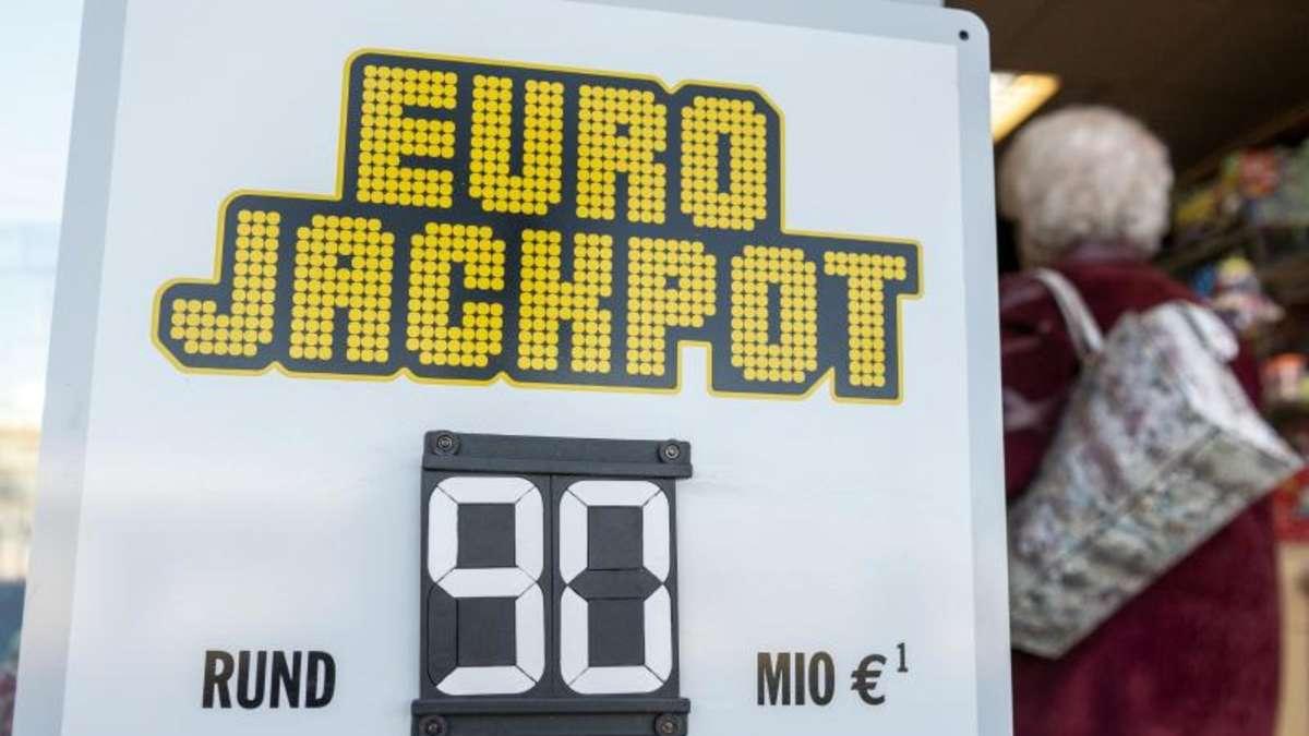 Eurojackpot 21.02.20