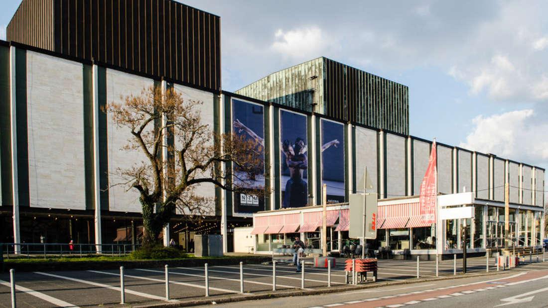 Das Nationaltheater Mannheim ist fast 250 Jahre alt.