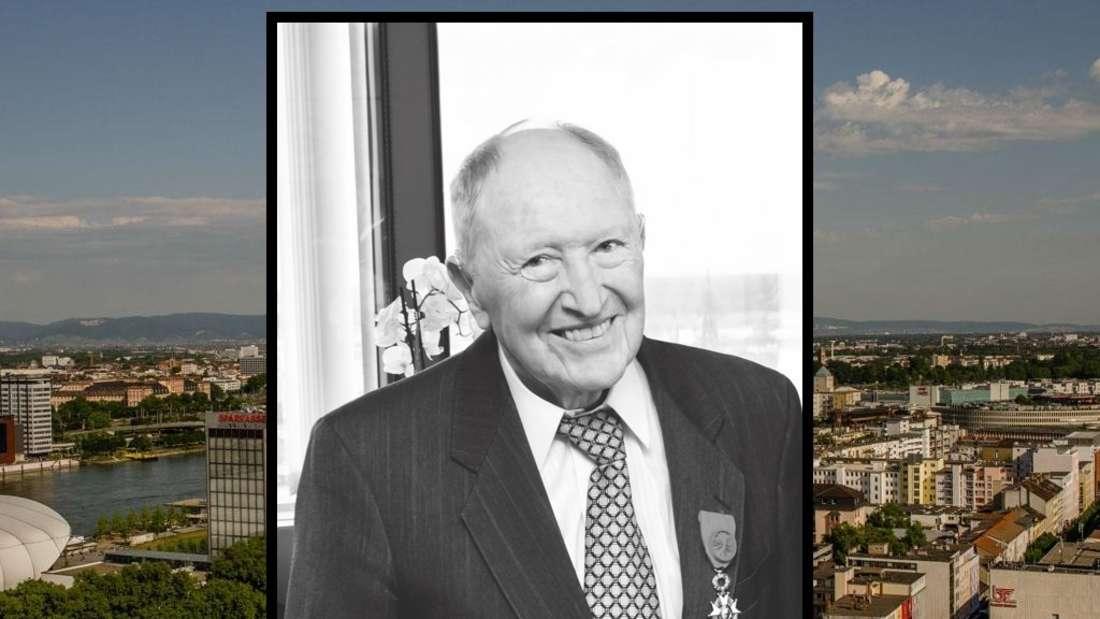 Ludwigshafen trauert um den ehemaligen Oberbürgermeister Dr. Werner Ludwig.