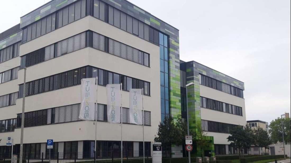 Die Mainzer Firma BioNTech