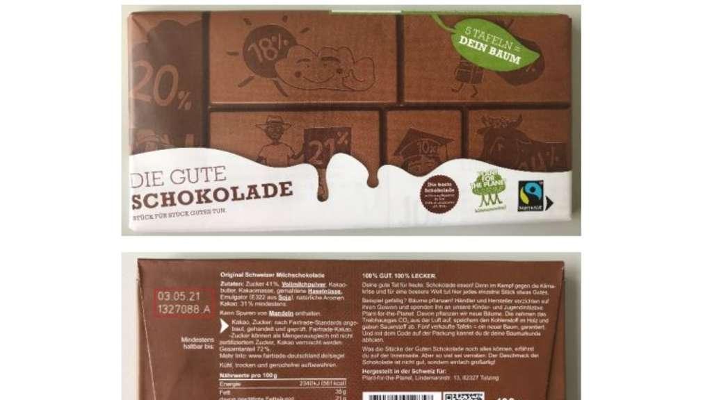 Die Gute Schokolade Rewe