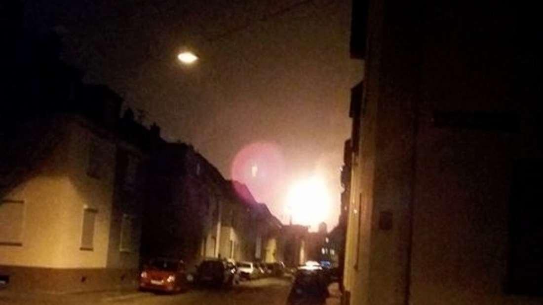 Vermeintlicher Brand in Ludwigshafen oder Mannheim? (Archivbild)