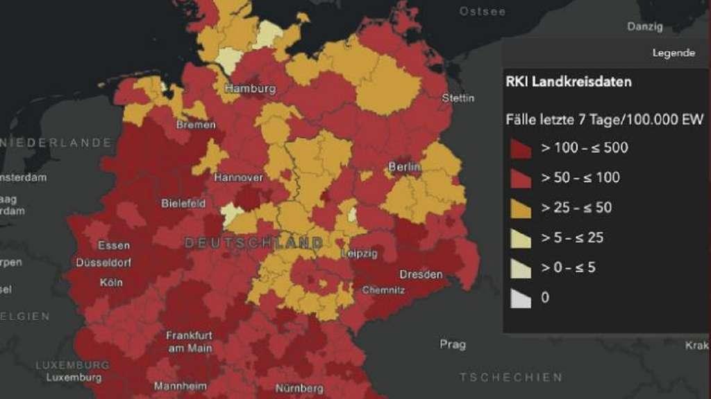 Corona Fälle Pro Bundesland